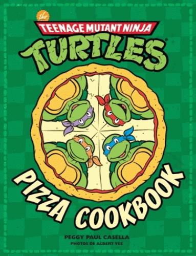 TORTUES NINJA - Pizza Cookbook