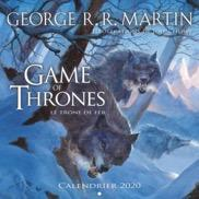 GAME OF TRONES : Calendrier 2020