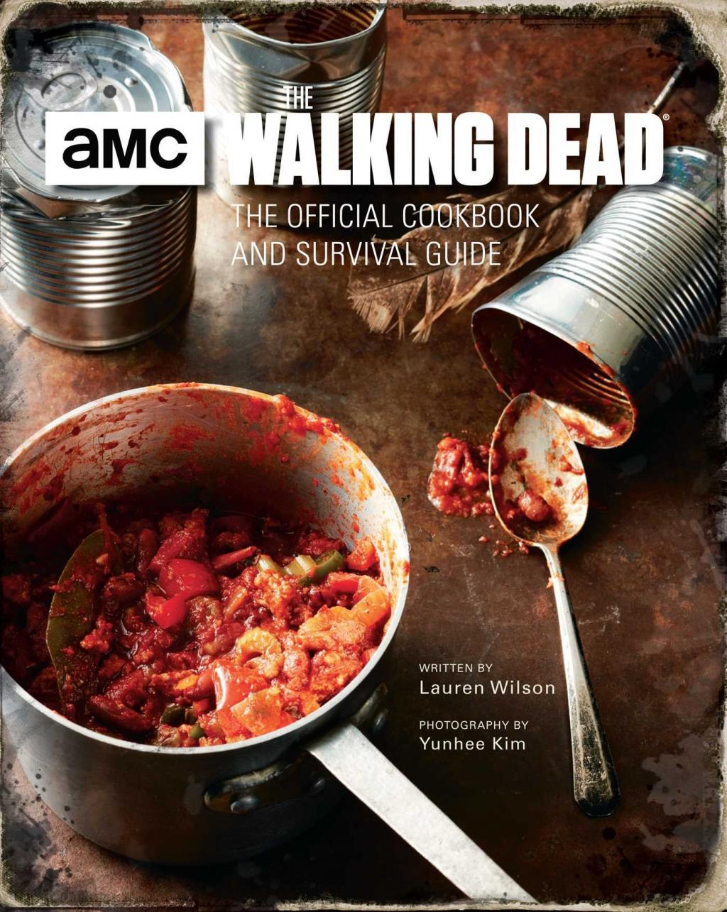 WALKING DEAD - The Official Cookbook and Survival Guide (UK)