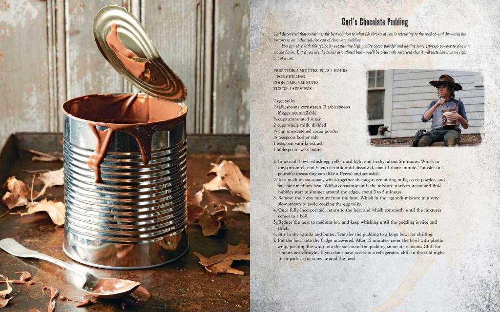 WALKING DEAD - The Official Cookbook and Survival Guide (UK)_5