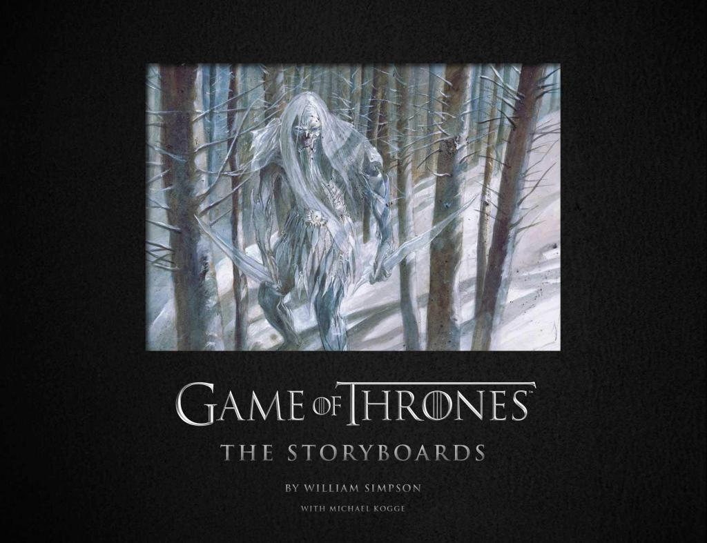 GAME OF THRONES - Art Book - The Storyboards (UK)