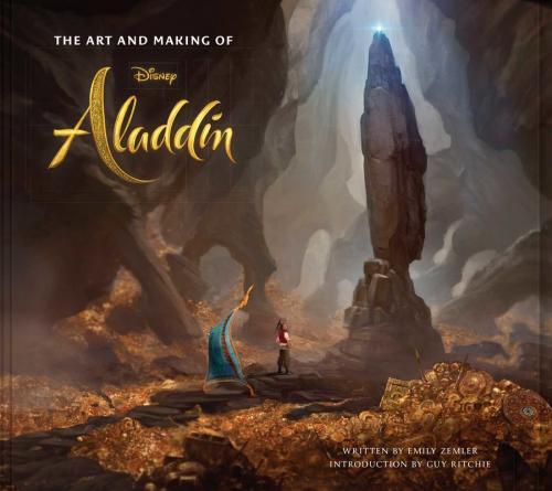 DISNEY - Art Book - The Art and Making Of Aladdin (UK)