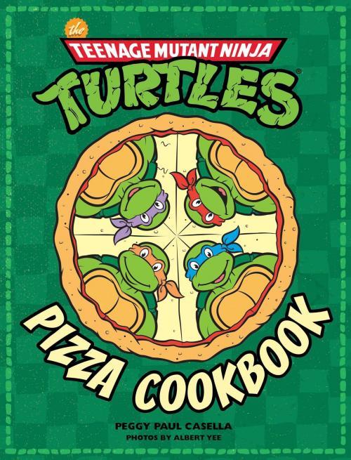 TEENAGE MUTANT NINJA TURTLES - Pizza Cookbook (UK)