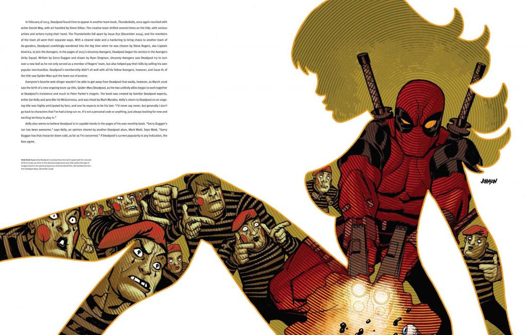 DEADPOOL - Art Book - Drawing the Merc with a Mouth (UK)_2