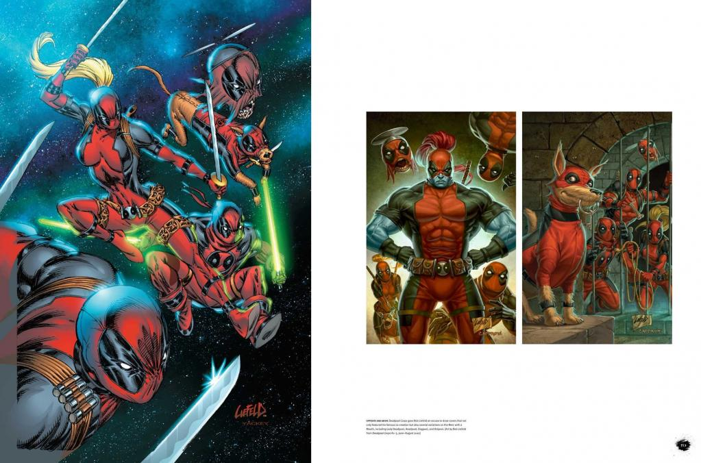DEADPOOL - Art Book - Drawing the Merc with a Mouth (UK)_3
