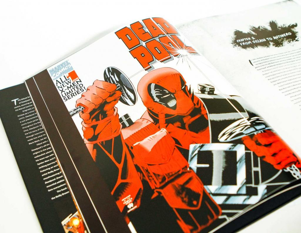 DEADPOOL - Art Book - Drawing the Merc with a Mouth (UK)_5