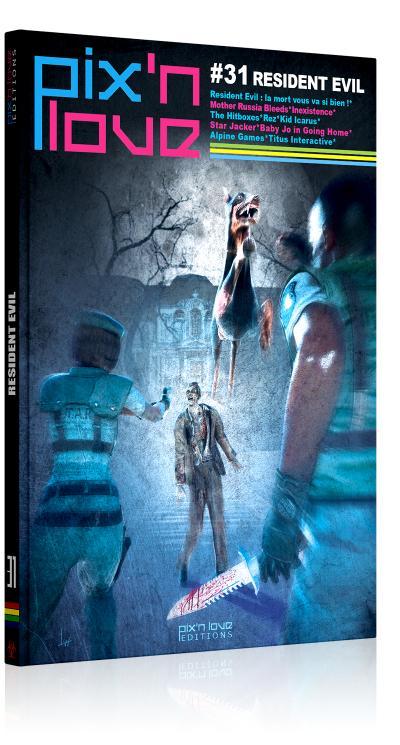 Pix N Love 31 - Resident Evil