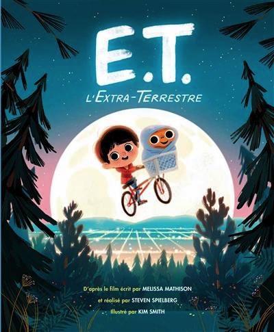 E.T. - L'Extraterreste, L'Album Illustré (Jeunesse 3+)