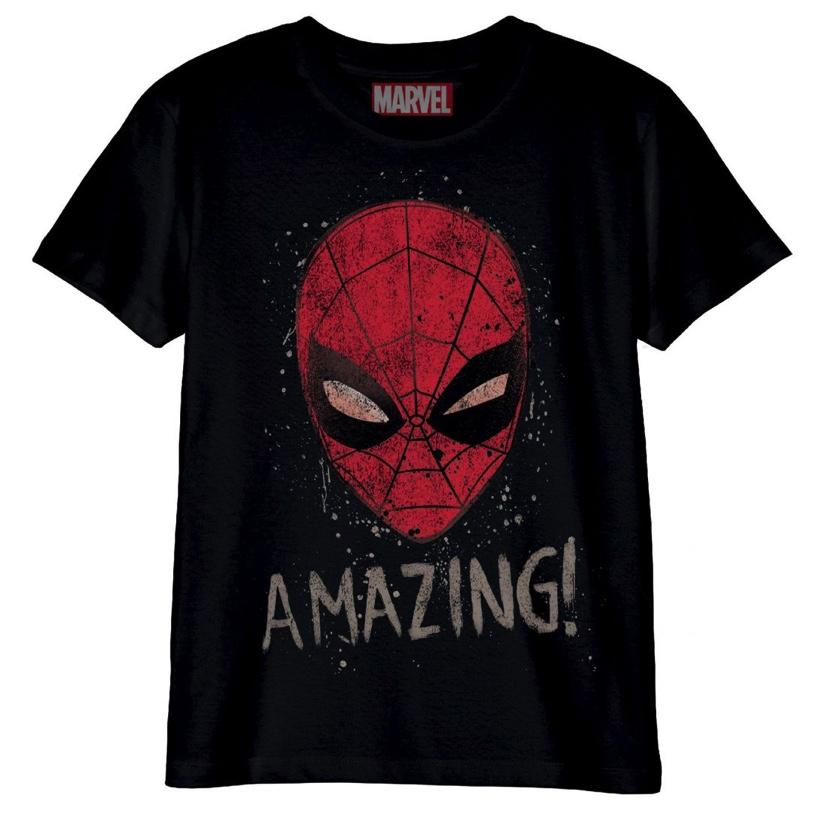 MARVEL - T-Shirt Enfant - Amazing Spider-man (12 ans)_1
