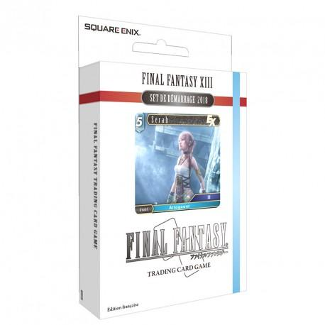 FINAL FANTASY JCC - Starter Set FFXIII '2018' - pce