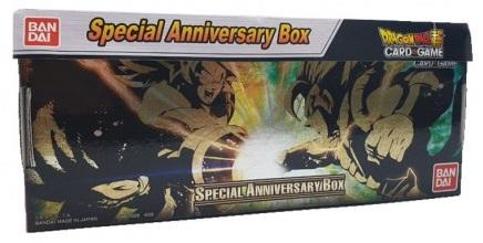 DRAGON BALL SUPER Card Games - Special Anniversary Box
