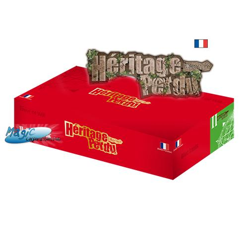 FORCE OF WILL JCC - Booster : Héritage Perdu x36