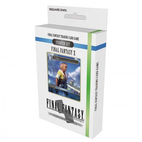 FINAL FANTASY JCC - Starter Set FFX - Boite de 6