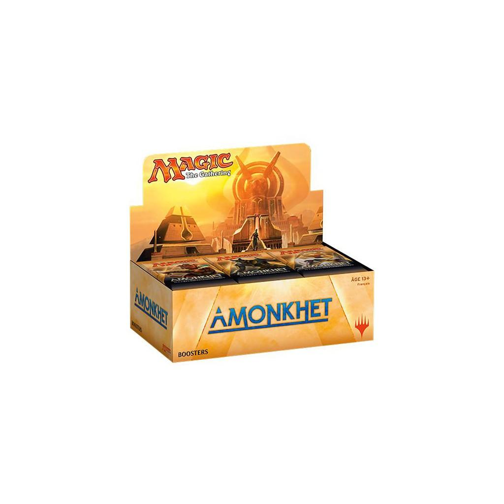 MAGIC THE GATHERING - Booster Amonkhet 'Bte de 36' - FR