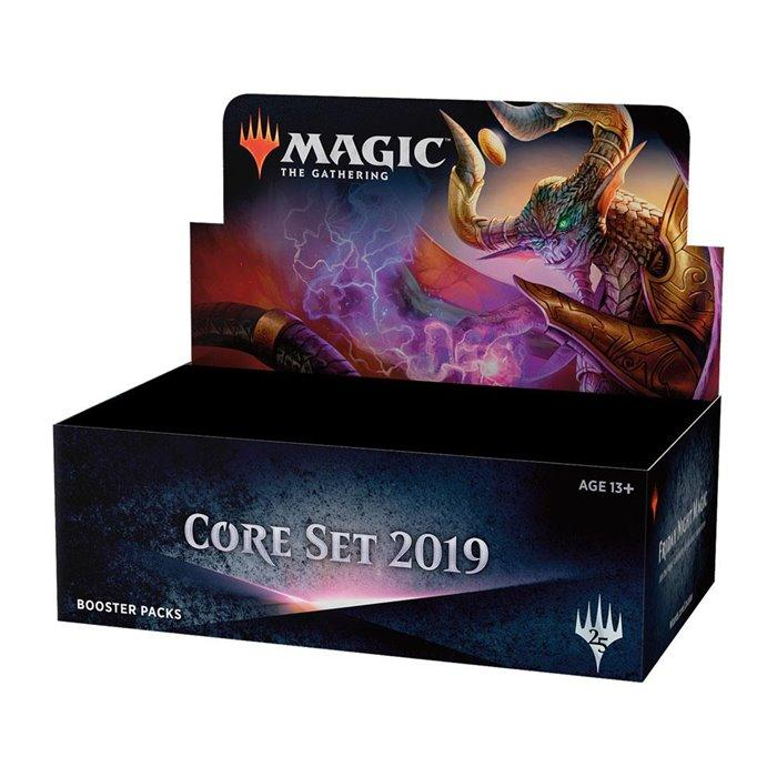 MAGIC THE GATHERING - Booster Core Set 2019 'Bte de 36' FR