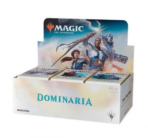 MAGIC THE GATHERING - Booster Dominaria 'Bte de 36' FR