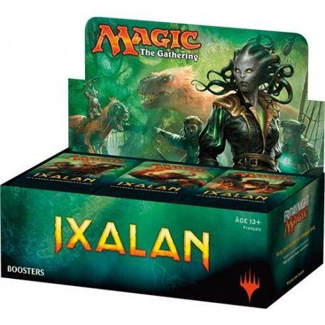 MAGIC THE GATHERING - Booster Ixalan 'Bte de 36' - FR