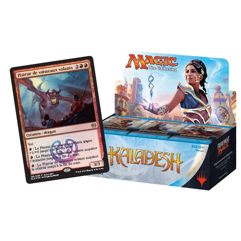 MAGIC THE GATHERING - Booster Kaladesh 'Bte de 36' - FR