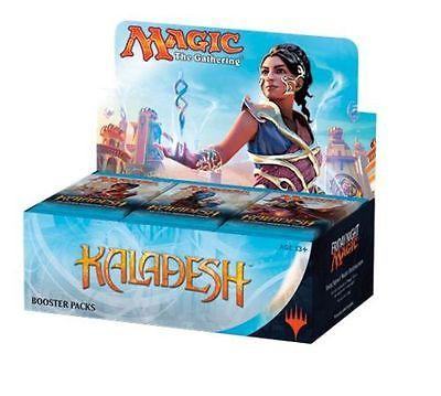 MAGIC THE GATHERING - Booster Kaladesh 'Box 36' - UK