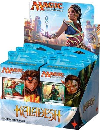 MAGIC THE GATHERING - Deck - Kaladesh x6 - UK