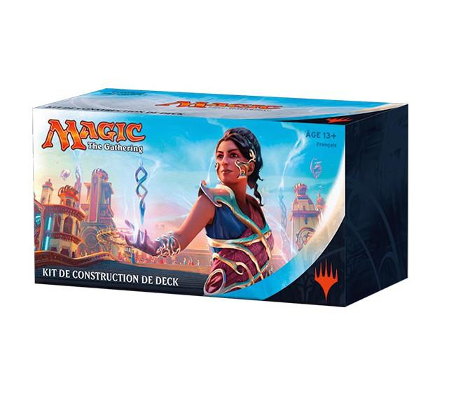 MAGIC THE GATHERING - Kit de Construction - Kaladesh - FR