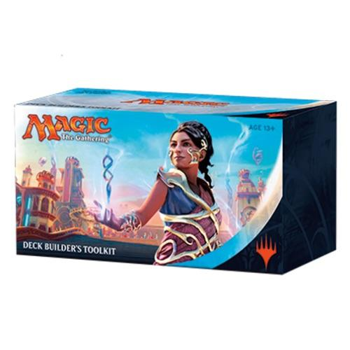 MAGIC THE GATHERING - Deckbuiler's Toolkit - Kaladesh 'Box 4' - UK