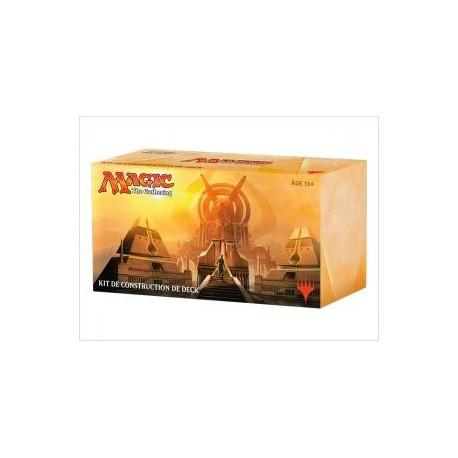MAGIC THE GATHERING - Kit de Construction - Amonkhet - FR