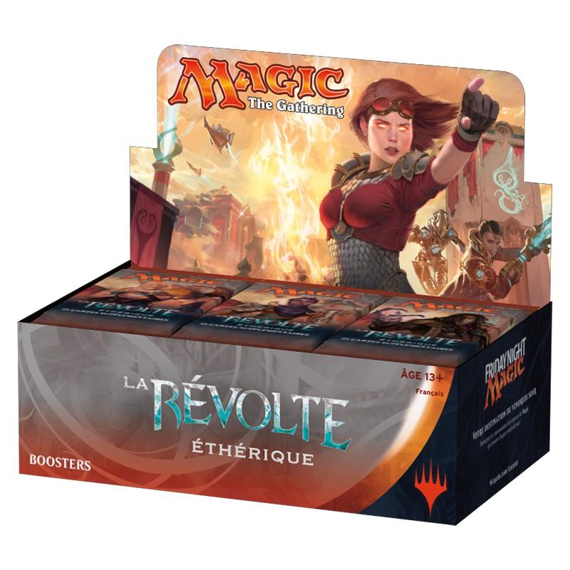 MAGIC THE GATHERING - Booster Aether Revolt 'Bte de 36' - FR