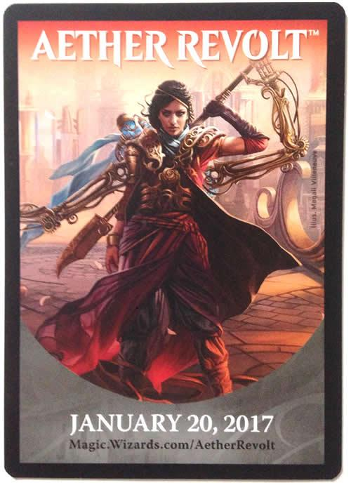 MAGIC THE GATHERING - Deck - Aether Revolt x6 - FR