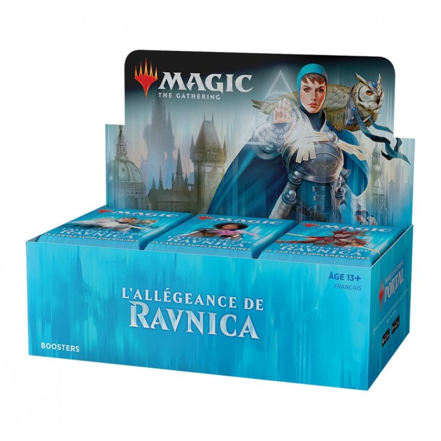 MAGIC THE GATHERING - Booster L'Allégeance de Ravnica 'Bt de 36' FR