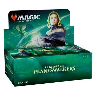 MAGIC THE GATHERING - Booster La Guerre des Planeswalker 'Bt de 36' FR