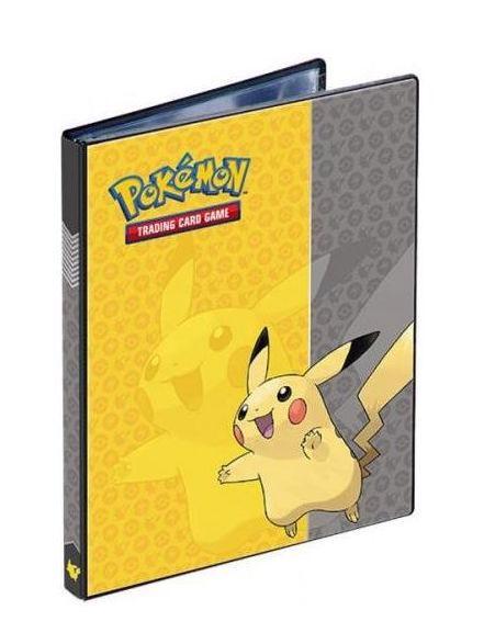 POKEMON - Portfolio A5 / 80 Cartes - Pikachu 'Blister'