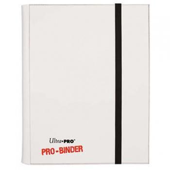ULTRA PRO - Pro-Binder - 9 Pocket Portfolio - 360 Cards - White