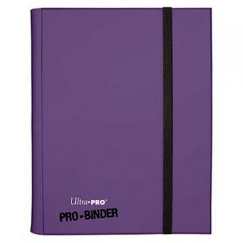 ULTRA PRO - Pro-Binder - 9 Pocket Portfolio - 360 Cards - Purple