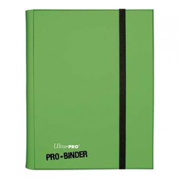 ULTRA PRO - Pro-Binder - 9 Pocket Portfolio - 360 Cards - Light Green