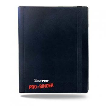 ULTRA PRO - Pro-Binder - 4 Pocket Portfolio - 80 Cards - Black