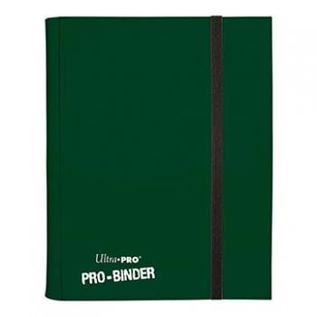 ULTRA PRO - Pro-Binder - 9 Pocket Portfolio - 360 Cards - Dark Green