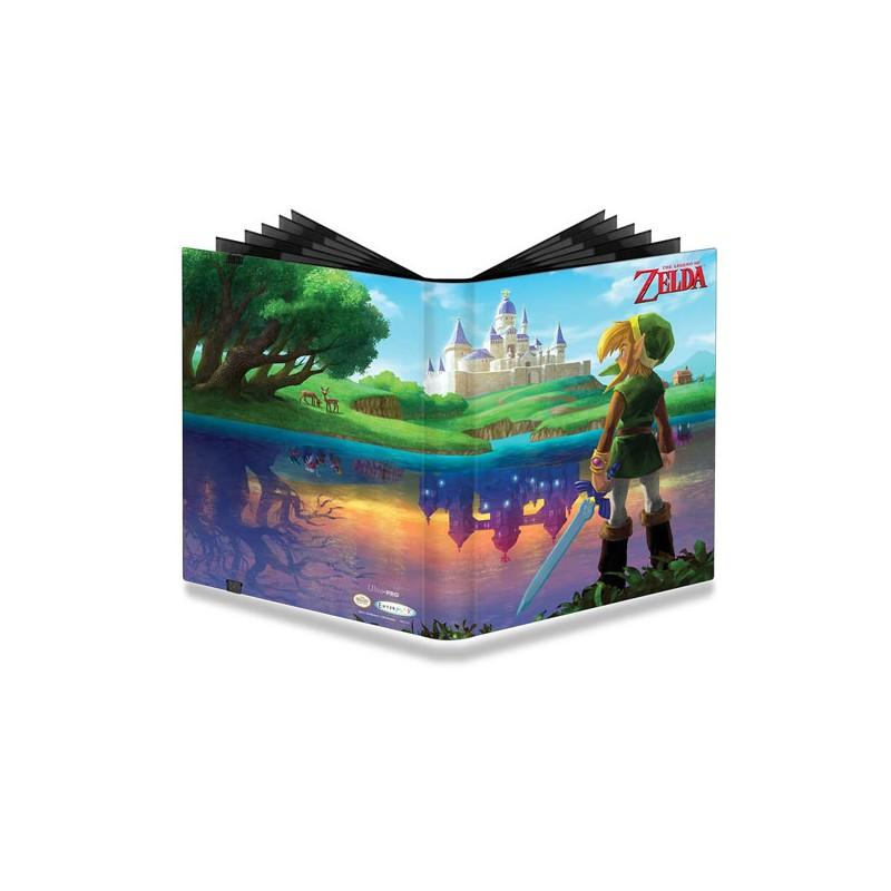 ULTRA PRO - Pro-Binder - 9 Pocket Portfolio - 360 Cards - ZELDA BWorld