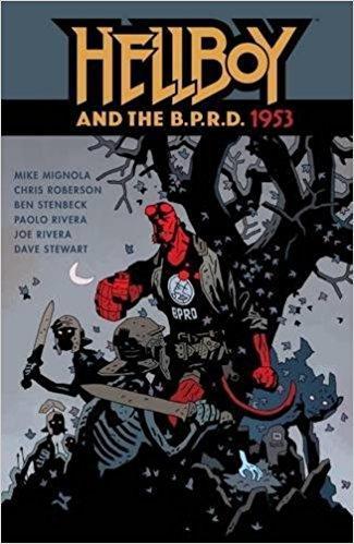 HELLBOY AND THE BPRD 1953 TP (UK)