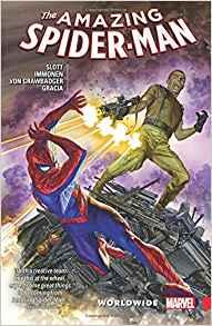 AMAZING SPIDER-MAN Vol 06 WORLDWIDE (UK)