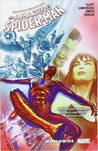 AMAZING SPIDER-MAN Vol 03 WORLDWIDE (UK)