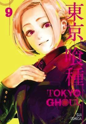 Tokyo Ghoul Vol 9