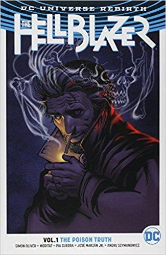 HELLBLAZER Vol 01 THE POISON TRUTH (UK)