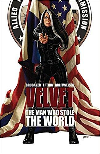 VELVET Vol 03 - MAN WHO STOLE THE WORLD (Version UK)