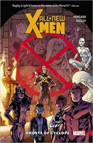 ALL NEW X-MEN INEVITABLE Vol 01 GHOSTS OF CLYCLOPS (UK)
