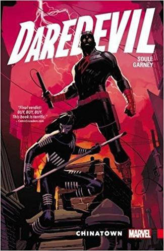 DAREDEVIL BACK IN BLACK Vol 01 CHINATOWN (UK)