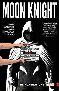 MOON KNIGHT Vol 02 REINCARNATIONS (UK)