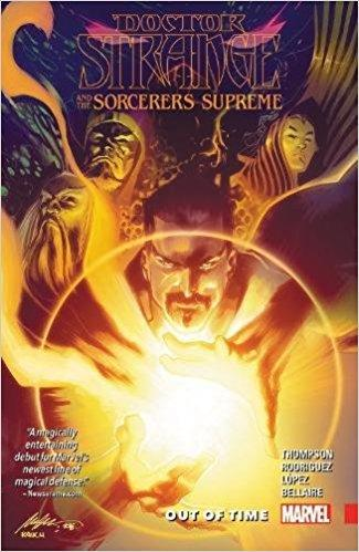 DOCTOR STRANGE AND SORCERERS SUPREME Vol 01 OUT OF TIME