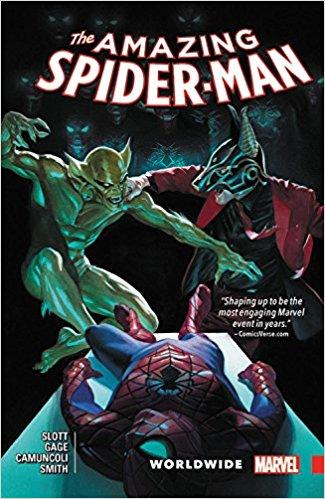 AMAZING SPIDER-MAN Vol 05 WORLDWIDE (UK)