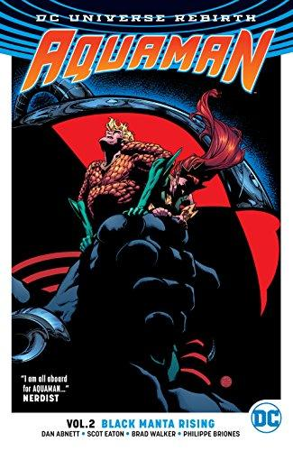 AQUAMAN Vol 02 BLACK MANTA RISING (UK)